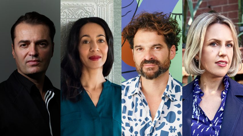 Dezeen Awards 2020 judges