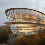 wHY Architecture reveals design for opera house in Russia