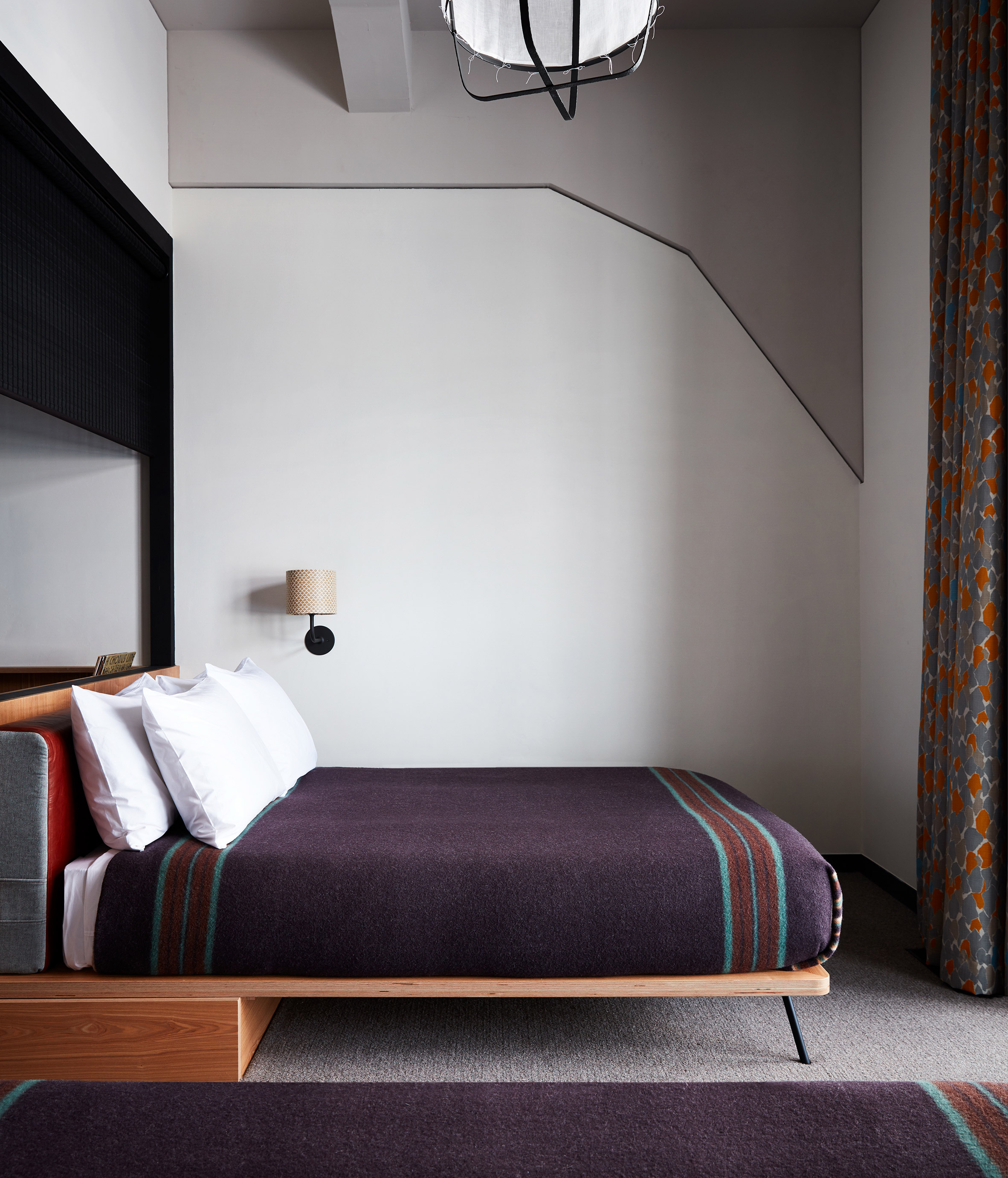 Ace Hotel Kyoto interiors by Kengo Kuma and Commune