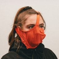 Alternative Coronavirus masks by Max Siedentopf with bra