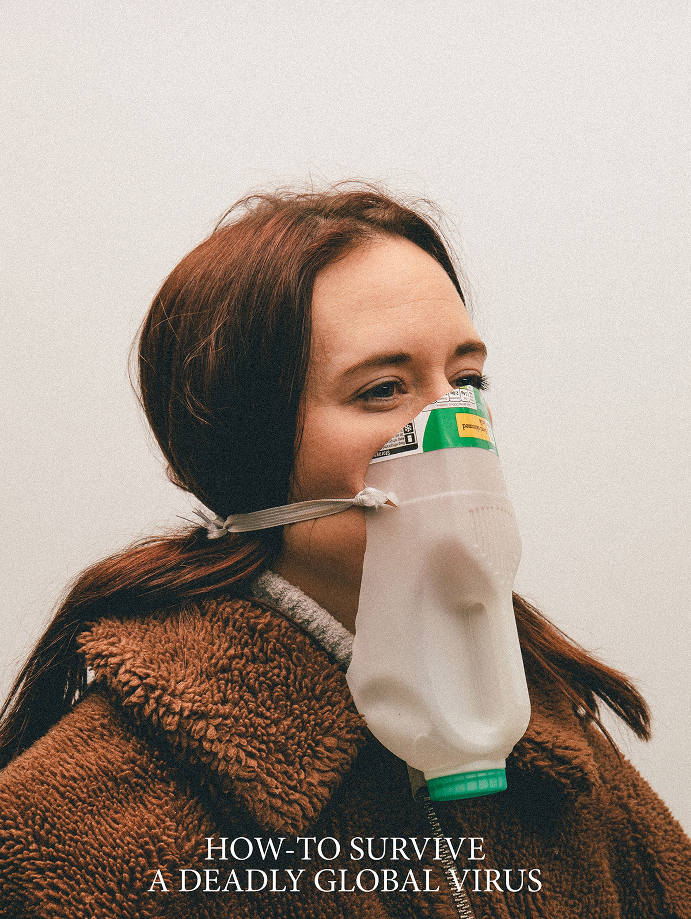 Max Siedentopf Presents Alternative Coronavirus Masks