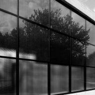 Atelier Monika Sosnowska by Architecture Club window wall