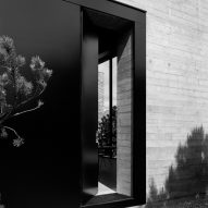 Atelier Monika Sosnowska by Architecture Club window