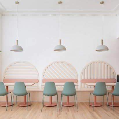 B-Natural Kitchen by Atelier Cho Thompson