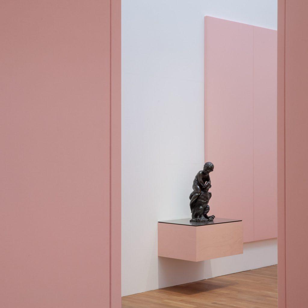 Formafantasma designs recyclable displays for Rijksmuseum exhibition