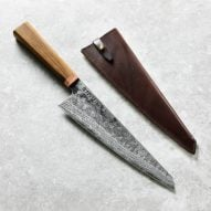 Competition: win a bespoke hand-crafted chef's knife