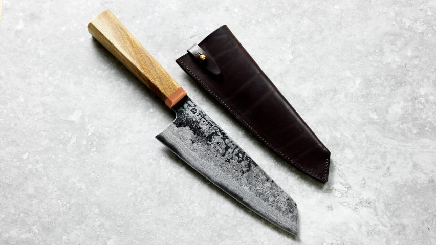 Blenheim Forge knives
