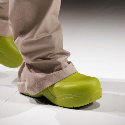Bottega Veneta unveils 100 per cent biodegradable boots