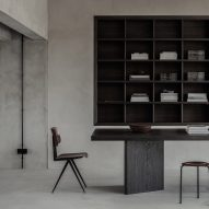 Berlin's Brutalist Silence office has barely anything inside