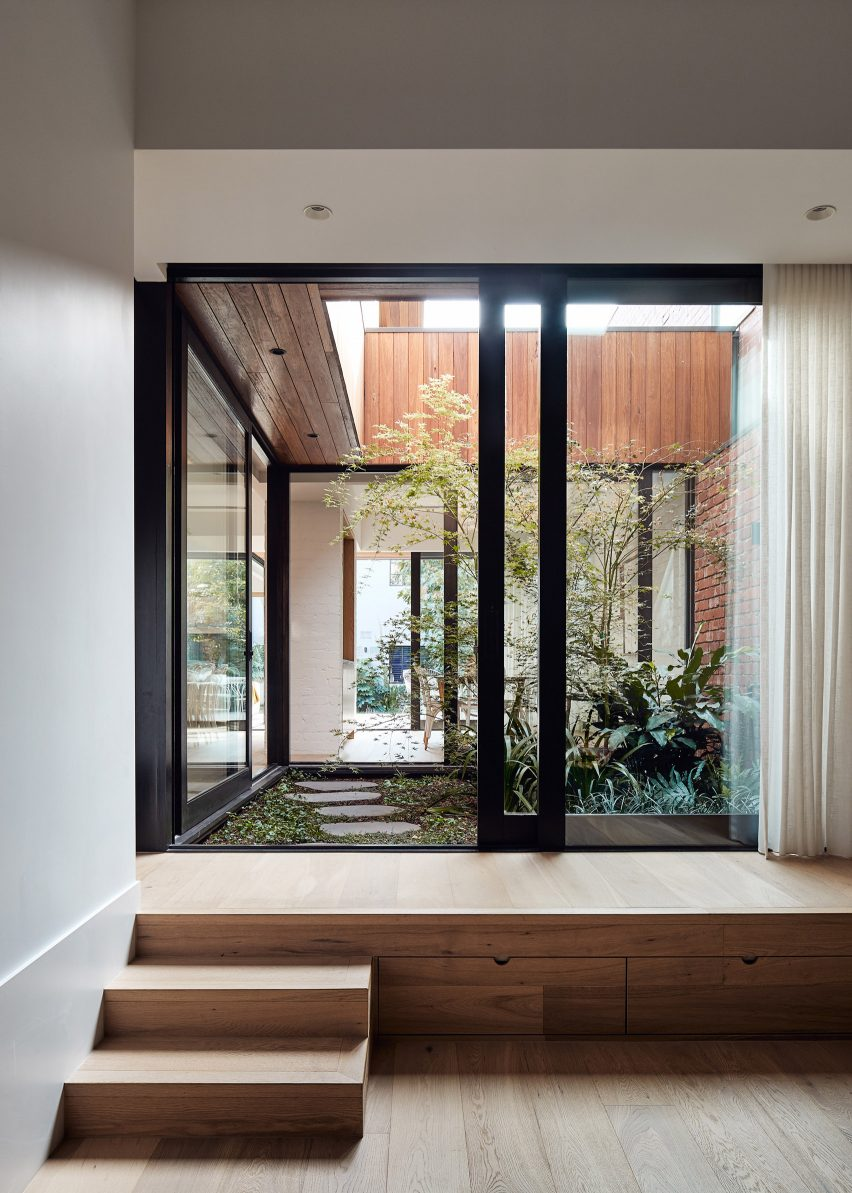 Carlton House by Reddaway Architects in Melbourne, Australia