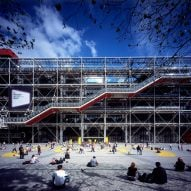 Richard Rogers' top 10 architecture projects including Centre Pompidou and Lloyd's building
