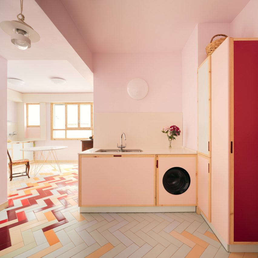 Seven vibrant homes that use colour to make a statement