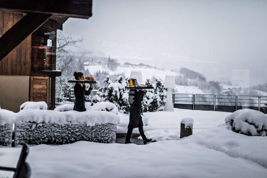 Win a two night stay plus Michelin star dinner at the Alpaga chalet in France