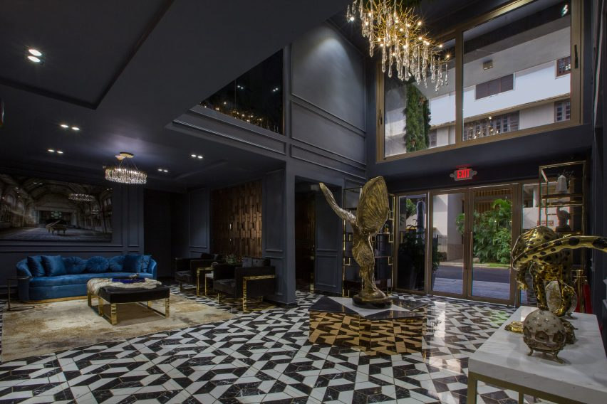 O:LV Fifty Five hotel
