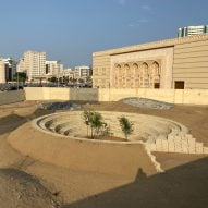 Zero-water garden created in Sharjah to show how desert plants can thrive in cities