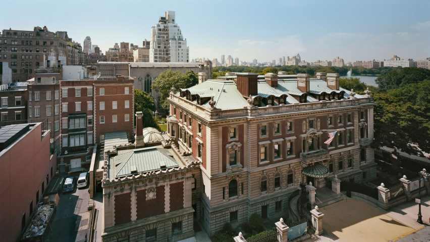 Carnegie Mansion by Cooper Hewitt