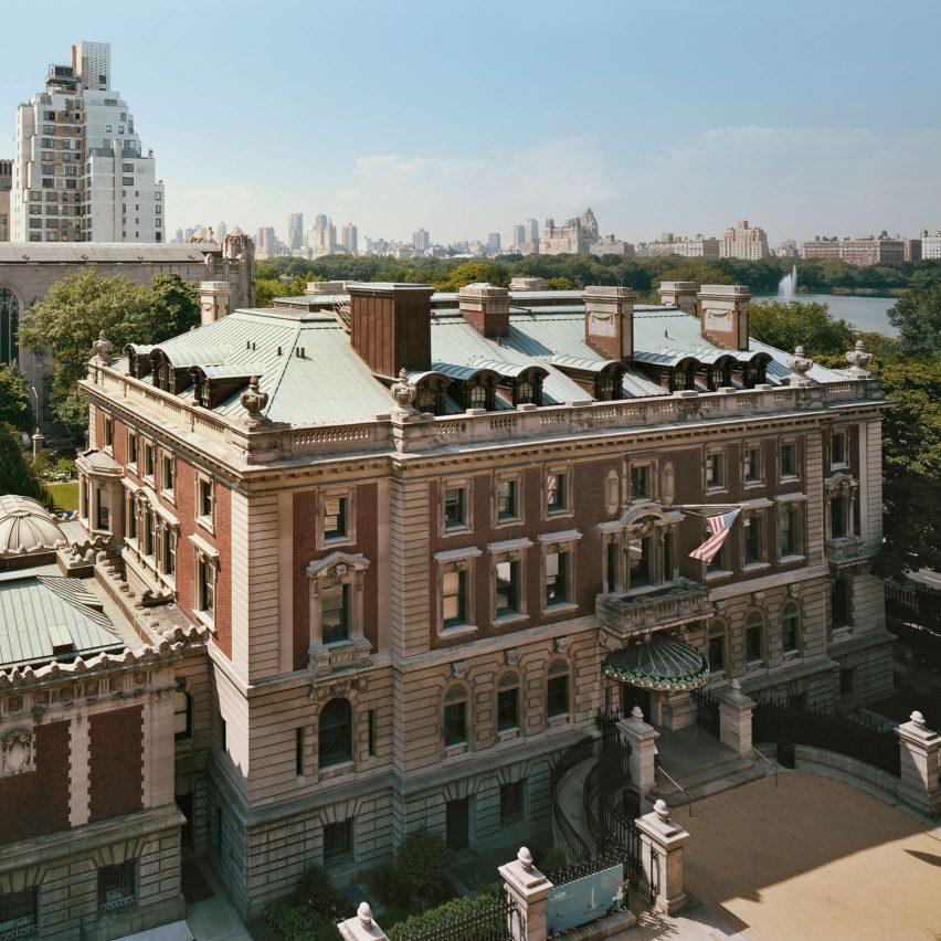 Carnegie Mansion by Cooper Hewitt