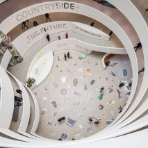 Countryside, The Future, Guggenheim exhibit by Rem Koolhaas