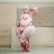 "Daisy May Collingridge's ""squishy"" flesh suits quash the idea of an ideal body type"