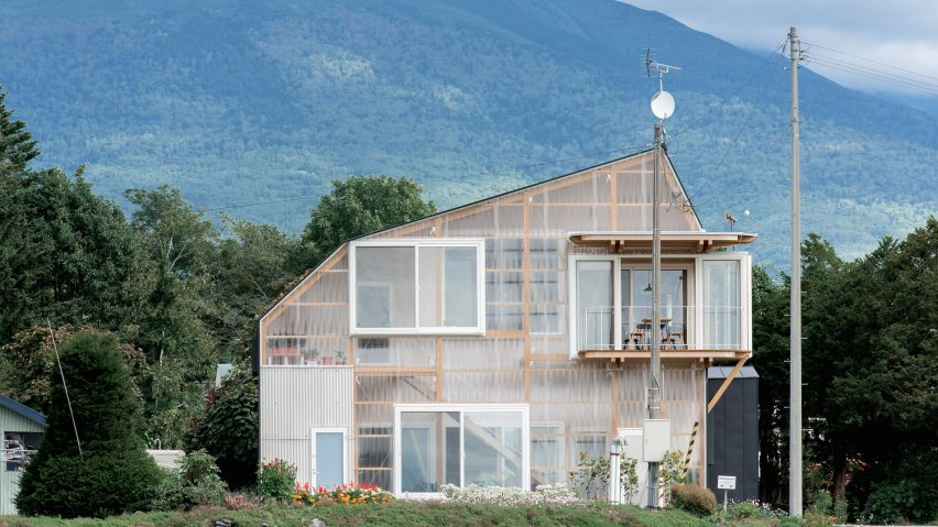 Deformed Roofs of Furano by Yoshichika Takagi