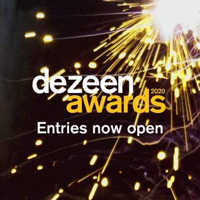 Dezeen Awards 2020 opens for entries