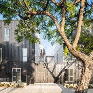 LOHA creates Dillon617 apartment complex in LA's Silver Lake