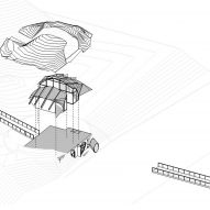 Dune House by Studio Vural Drawing