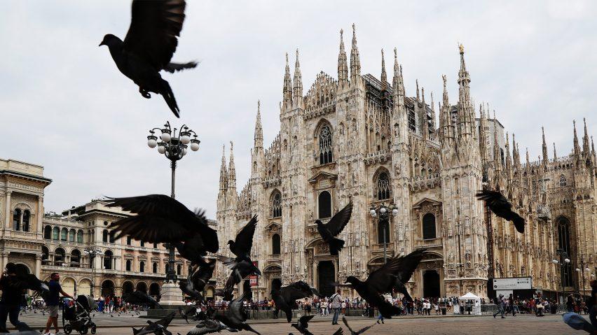 Salone de Milano coronavirus fears