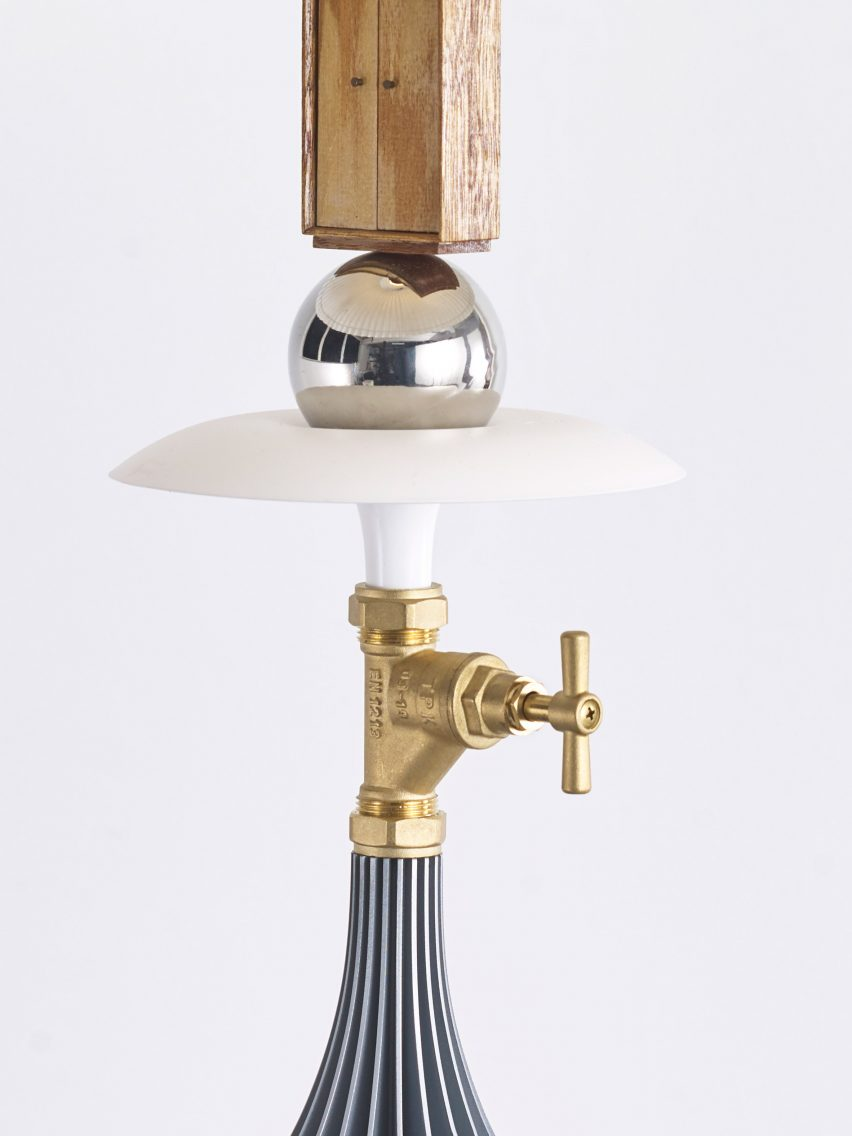 Established & Sons releases new versions of its Kebab Lamps