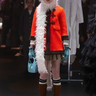 Alessandro Michele refocuses backstage prep as the main act for Gucci A/W 2020 show