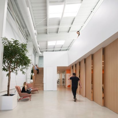 Headspace Headquarters by Montalba Architects