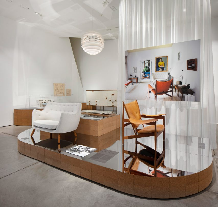 Home Stories: 100 Years, 20 Visionary Interiors exhibition at the Vitra Design Museum
