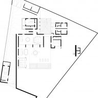 House in Avandaro by Taller Hector Barroso Floor Plan