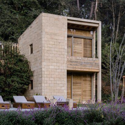 House in Avandaro by Taller Hector Barroso