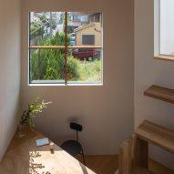 House in Takatsuki by Tato Architects study