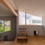 House in Takatsuki by Tato Architects terrace
