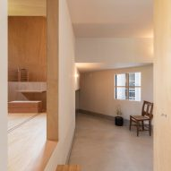 House in Takatsuki by Tato Architects rooms