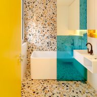 Celebrate terrazzo interiors on this week's Pinterest board