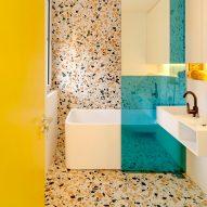 Celebrate terrazzo interiors on this week's Pinterest board