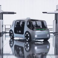 Jaguar Land Rover designs electric mobility platform for city environments