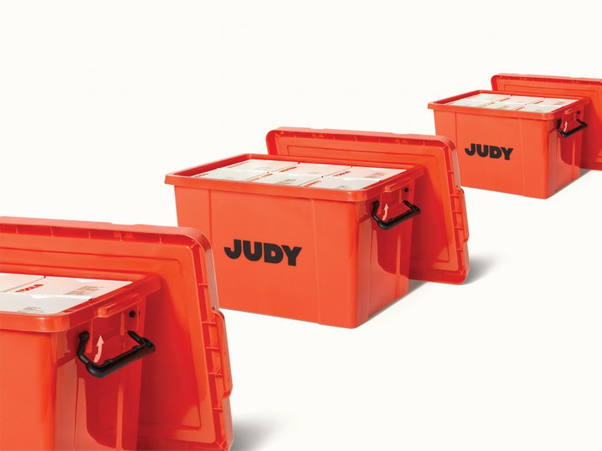 "Red Antler designs ""no-nonsense"" Judy kits for emergency situations"