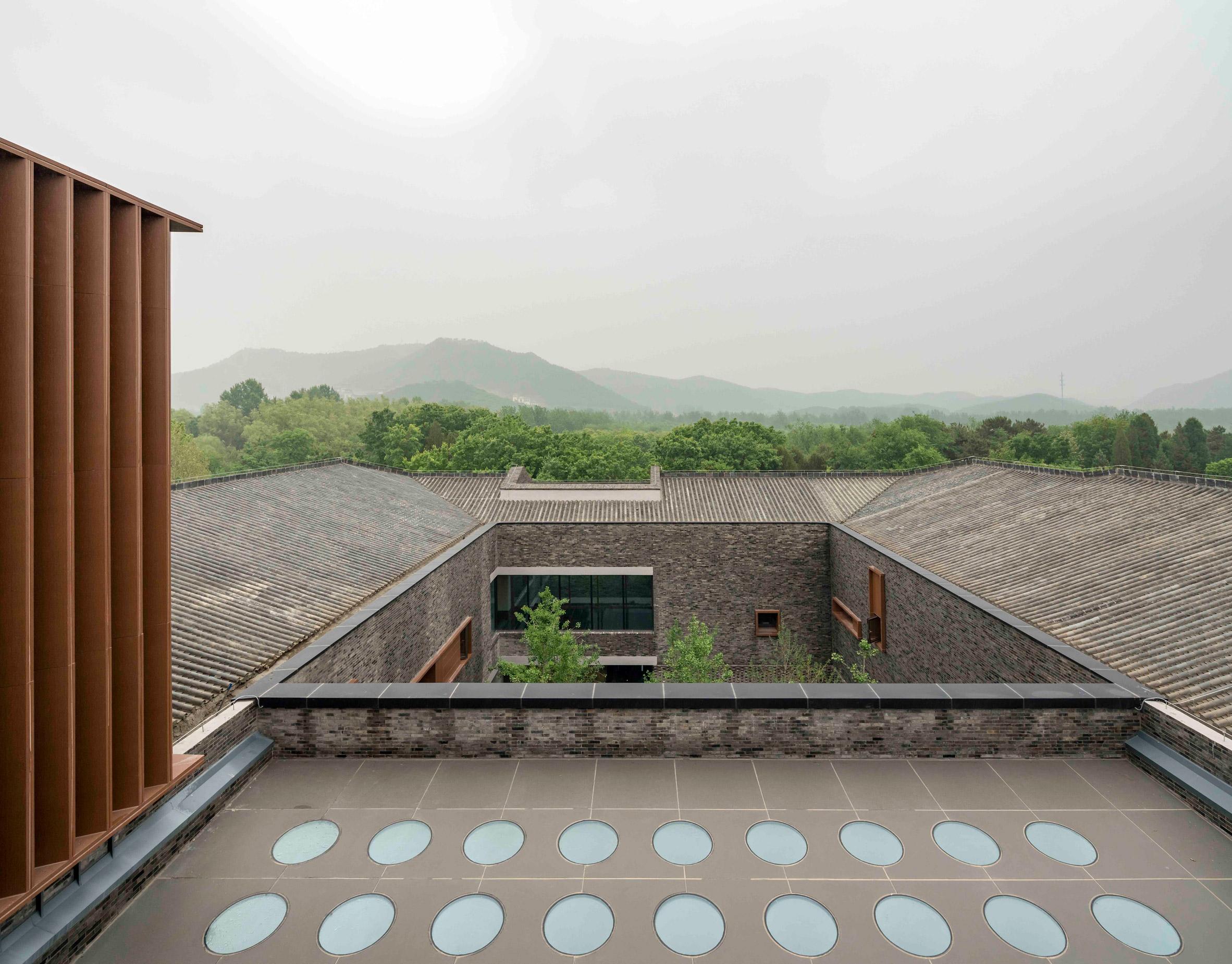Junshan Cultural Center by Neri&Hu