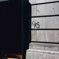 K5 Tokyo hotel by Claesson Koivisto Rune entrance