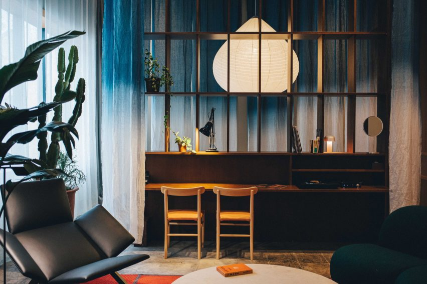 K5 Tokyo hotel by Claesson Koivisto Rune loft