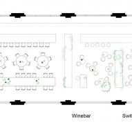 K5 Tokyo hotel by Claesson Koivisto Rune floor plans