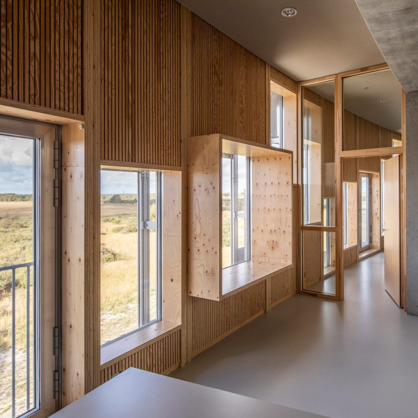Kalvebod Fælled School by Lundgaard & Tranberg Architects