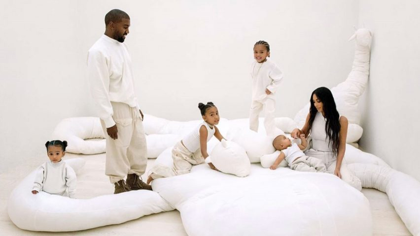 Kim Kardashian and Kanye West reveal Californian house designed by Axel Vervoordt