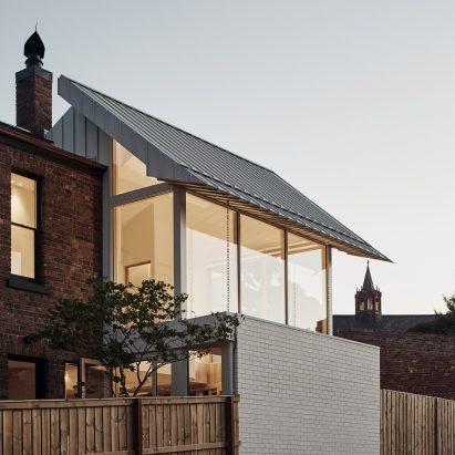 Lantern House by Timmins+Whyte Architects