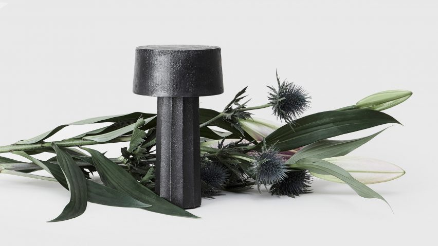 Lewis Power lets the materials own the objects in debut Material Property collection