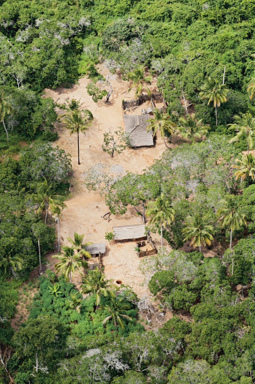 Kihamba Forest Gardens is a complex agroforestry system created by the Chagga of Tanzania